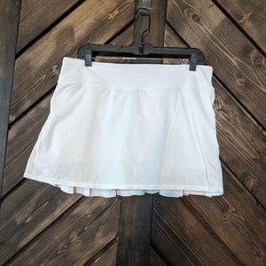 Lululemon Run Pace Setter skirt Size 10
